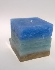 Seaside Cube Candle