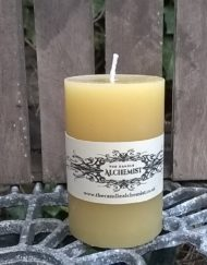 Vanilla Pillar Candle