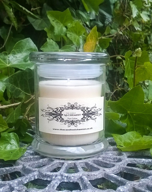 Pure Cotton Fragrance Luxury Candle