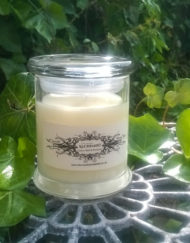 Lemon Basil Mandarin Fine Fragrance Luxury Candle