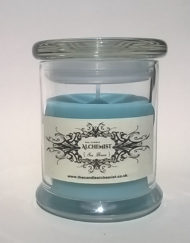 Luxury Scented Candles Alchemist Scented Jar Candle See Breeze fragrance