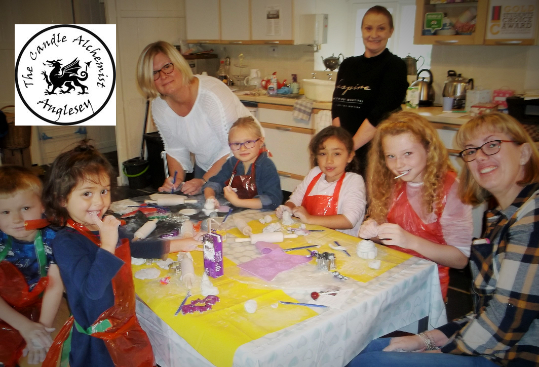 The Candle Alchemist Kids Craft Workshops
