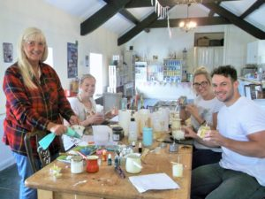candlemaking workshops